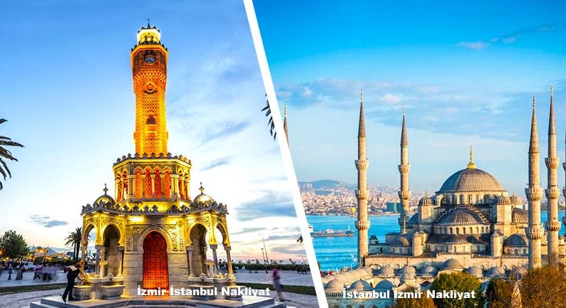 İstanbul İzmir Nakliyat